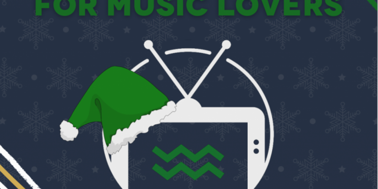 FESTIVE GIFT GUIDE: Music lover edition