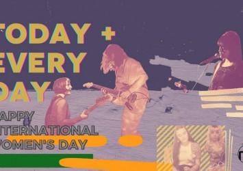 TTV SPOTLIGHT: International Women's Day 2021