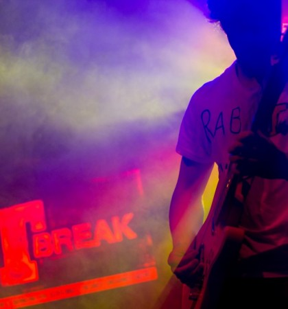 T Break