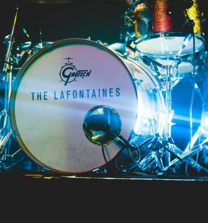 The LaFontaines @ The Barrowlands 7th November 2015 Credit Andy Laing