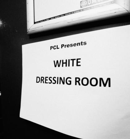 WHITE @ QMU Glasgow