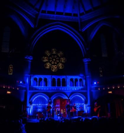 Mark Lanegan @ Union Chapel, London Credit Alberto Pezzali Photography