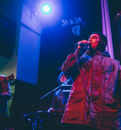 The Growlers @ Saint Luke's Glasgow- Photography by Cameron Brisbane