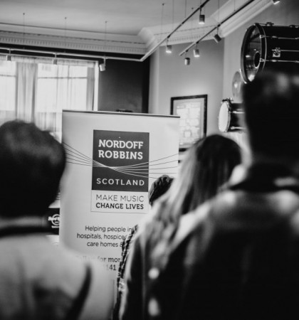 The Temperance Movement @ Nordoff Robbins Scotland Rock 'n' Rolls Brunch Photography by Alice Hadden