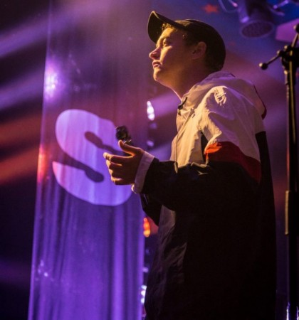 DMA'S @ The Barrowlands Photography by Brendan Waters