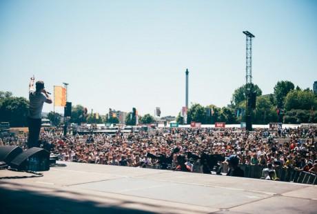 From Glastonbury to Glasgow, Scotland's festival season kicks off