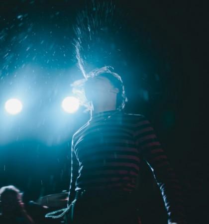 Yungblood @ The Garage Glasgow Photography by Cameron Brisbane
