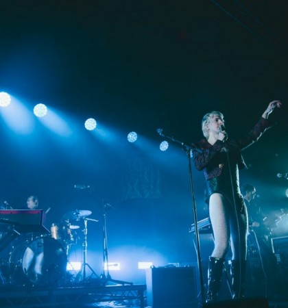 Sundara Karma + whenyoung @ The Barrowlands Photography by Cameron Brisbane