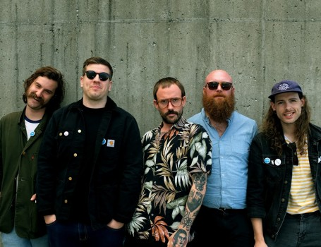 IDLES announce new UK tour including Barrowlands show