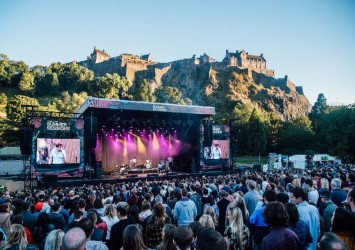 TTV TOP PICKS: Summer Sessions in Princes Street Gardens