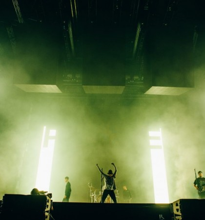 The 1975 at Glasgow Summer Sessions