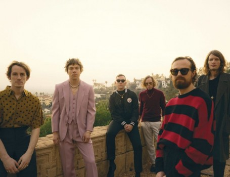 Cage the Elephant announce UK tour including Scottish date