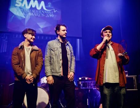 Winners of Scottish Alternative Music Awards 2019 revealed
