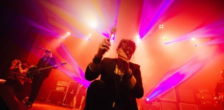 Rival Sons   On Location at O2 ABC Tenement TV