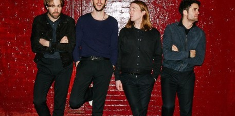 Backstage with The Vaccines at SOS 4.8 Festival in Spain Tenement TV