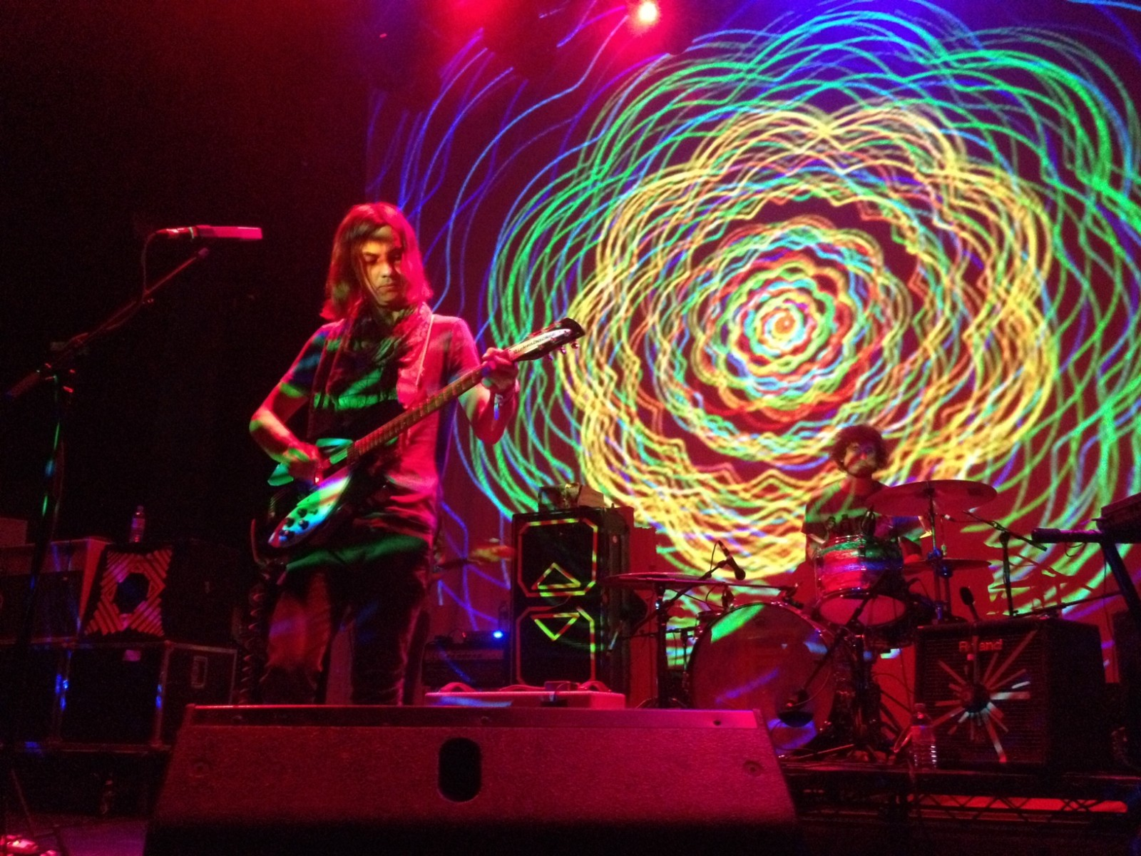 Gig Review Tame Impala At Edinburgh Picture House