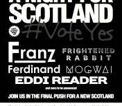 Scotland Vote Yes Gig to Feature Mogwai, Frightened Rabbit and More