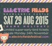 Electric Fields Festival Announce Details of 2015 Event