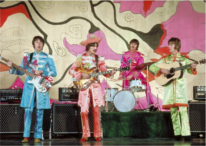 Watch a restored version of The Beatles' 'Hello Goodbye'