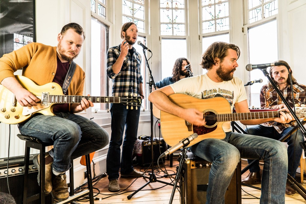 The Sheepdogs Tenement Tv Session