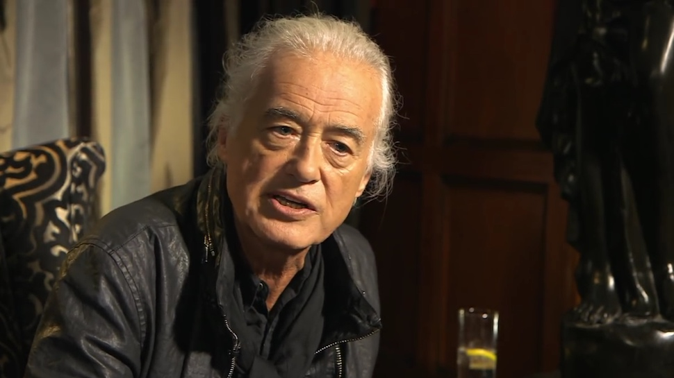 Jimmy Page Confirms Plans To Tour In 2017