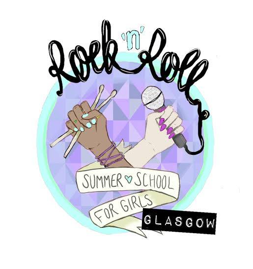 rock roll school girls glasgow