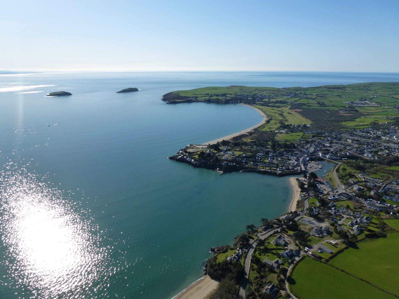 Abersoch and Robs cafe 398