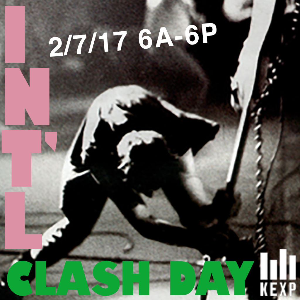 The Clash Know Your Rights