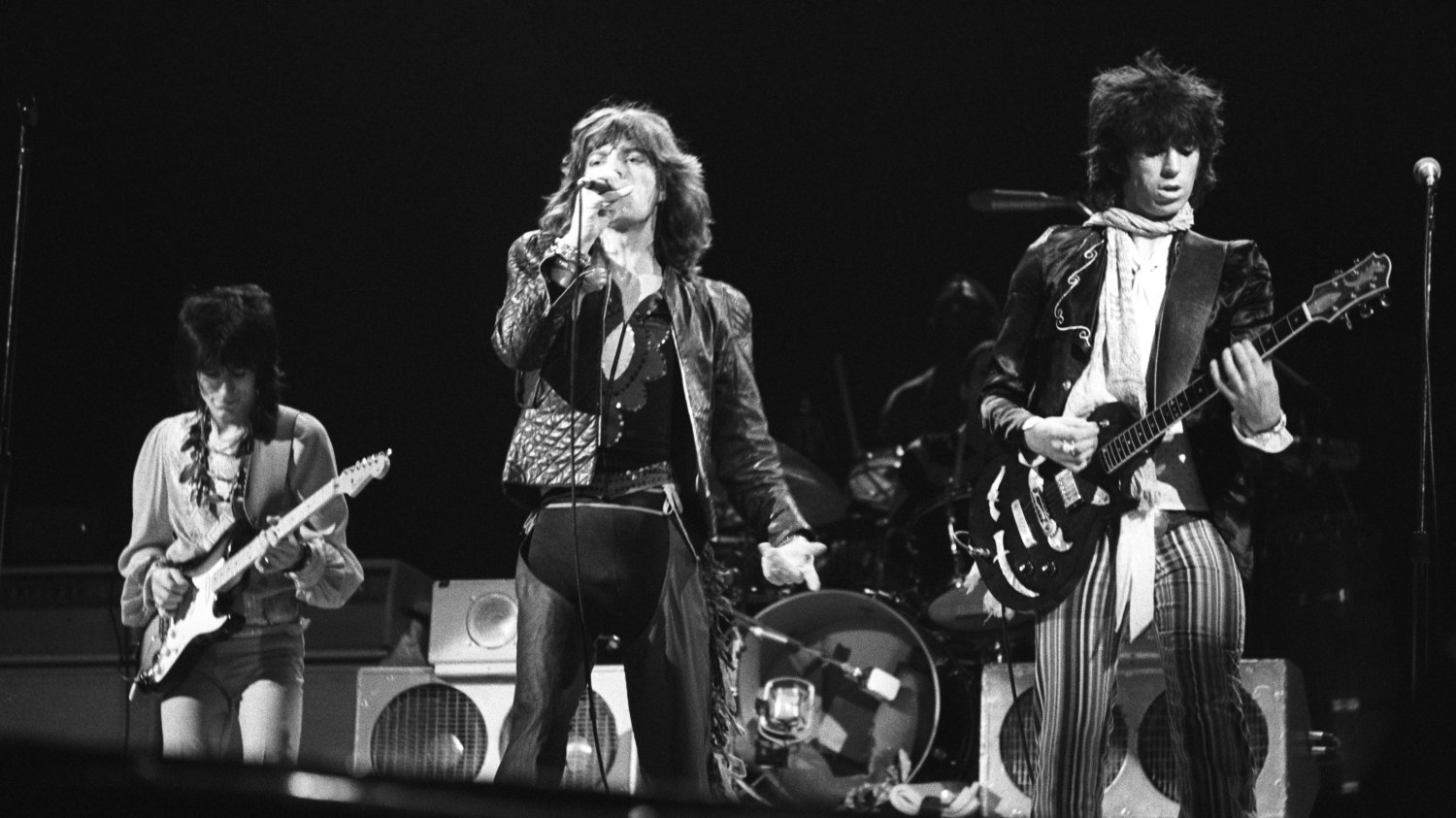 The Rolling Stones announce European tour with no UK dates