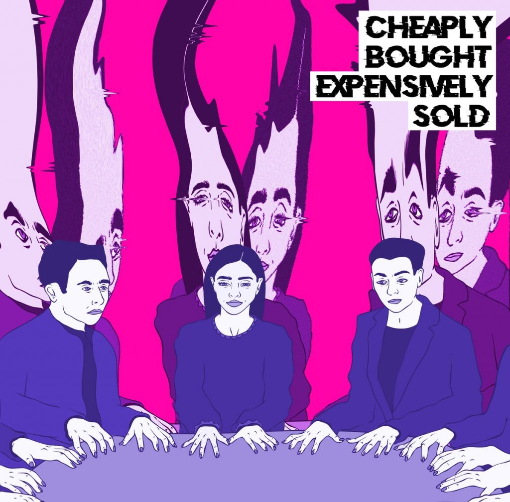Declan Welsh & the Decadent West 'Cheaply Bought, Expensively Sold'